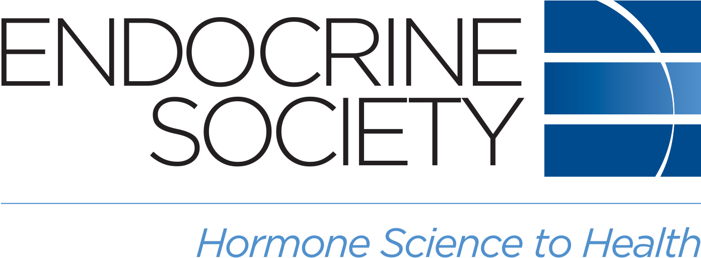 The Endocrine Society logo.